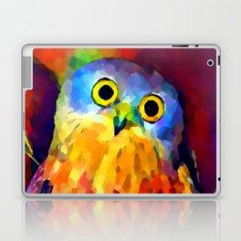 Barking Owl Laptop & iPad Skin
