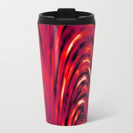 Heat Pattern Travel Mug