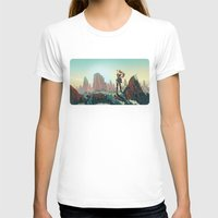 brand new T-shirts featuring Brand new world by LaurenceBaldetti