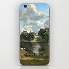 John Constable Wivenhoe Park, Essex iPhone Skin