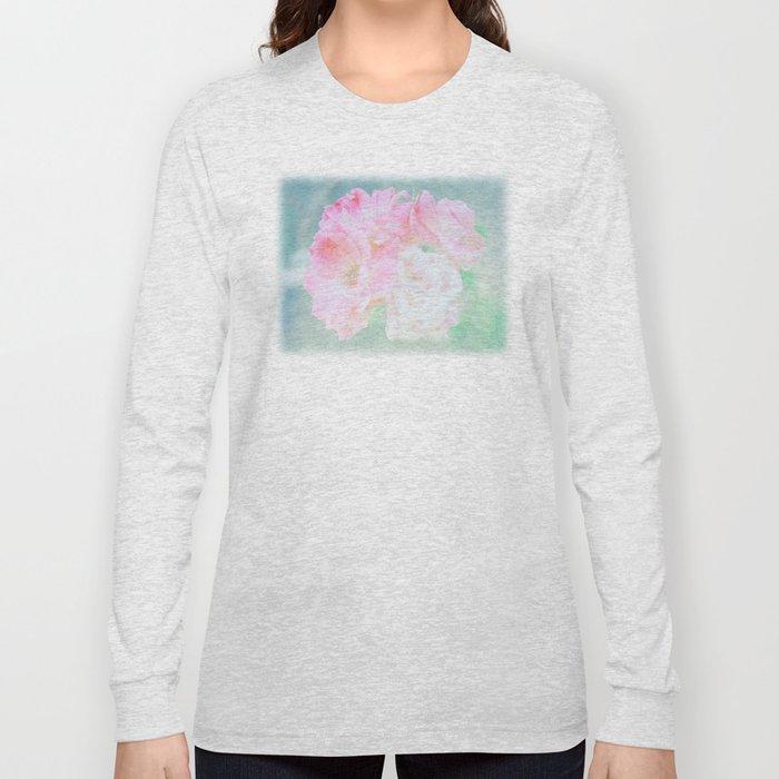 de belles fleurs Long Sleeve T-shirt