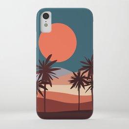 Abstract Landscape 13 Portrait iPhone Case