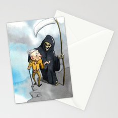 Suspense Stationery Cards