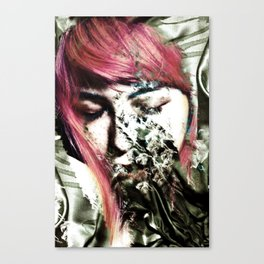 Sad Countries Canvas Print