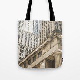 Federal Hall, New York photos, I love NY, Wall street, fine art photo Tote Bag