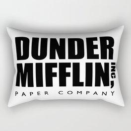 Dunder Mifflin Rectangular Pillow