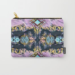 """""""A vif"""" (pastel) Carry-All Pouch"""