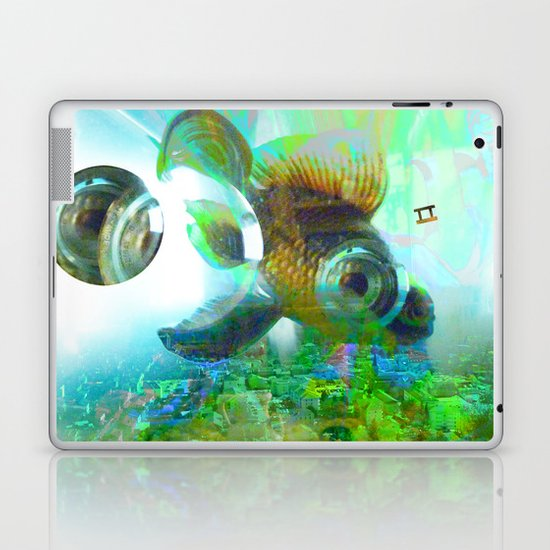 Nolkefei Laptop & iPad Skin