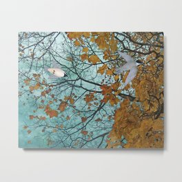 autumn afternoon Metal Print