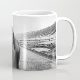 Lonely Hiker Coffee Mug