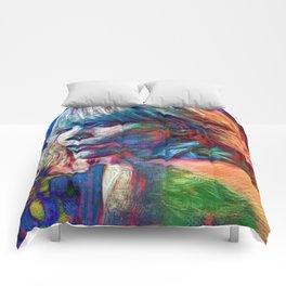 Critical Velocity Comforters