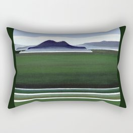 Somes Island - Matiu Rectangular Pillow
