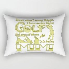 Golf Mimi Rectangular Pillow