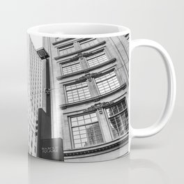 Downtown Dallas Coffee Mug