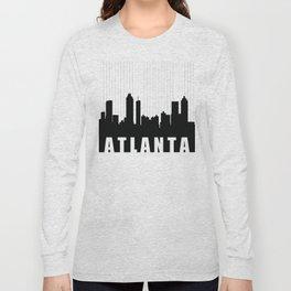 Atlanta Skyline Long Sleeve T-shirt