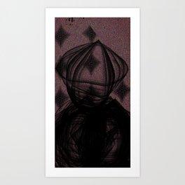 BrainWash II Art Print