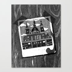 Palacio Real 2.0 Canvas Print