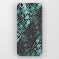 geo iPhone & iPod Skins featuring Geo by MICALI/ M J