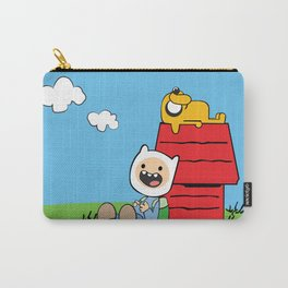 Peanuts time Carry-All Pouch