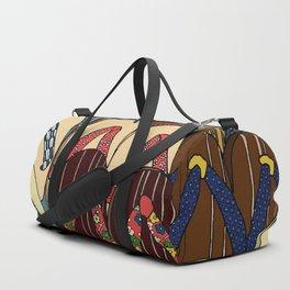 Zouri Flip Flop Duffle Bag
