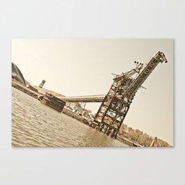 Quarry Summer Canvas Print