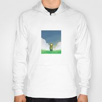relax Hoodies featuring Relax by Janko Illustration