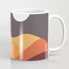 Geometric Landscape 20 Coffee Mug