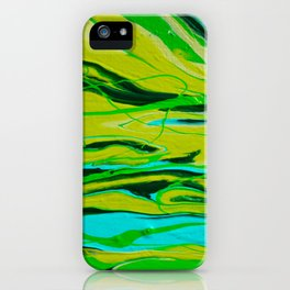 Mojave Greens iPhone Case
