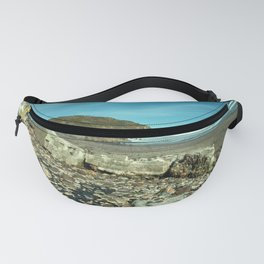 Kennack sands tank wall Fanny Pack