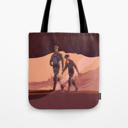 The strong men Tote Bag