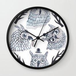 Al's Many Moods Wall Clock