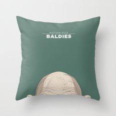 Gollum Throw Pillow