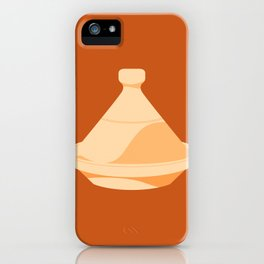MADE IN MOROCCO #03-THE COOKING POT iPhone Case