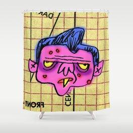 Sid Nixon Shower Curtain