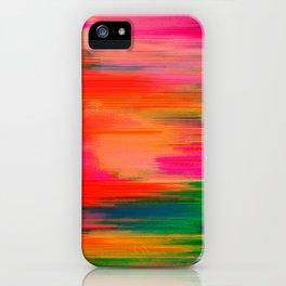 Advanced Color iPhone Case