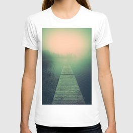 Drowning echoes T-shirt