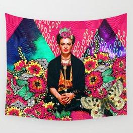 Galaxy Frida Wall Tapestry