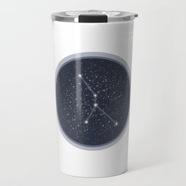 Cancer Constellation Travel Mug