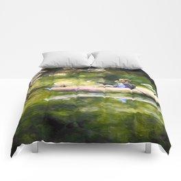 Colorado River Ducky Comforters