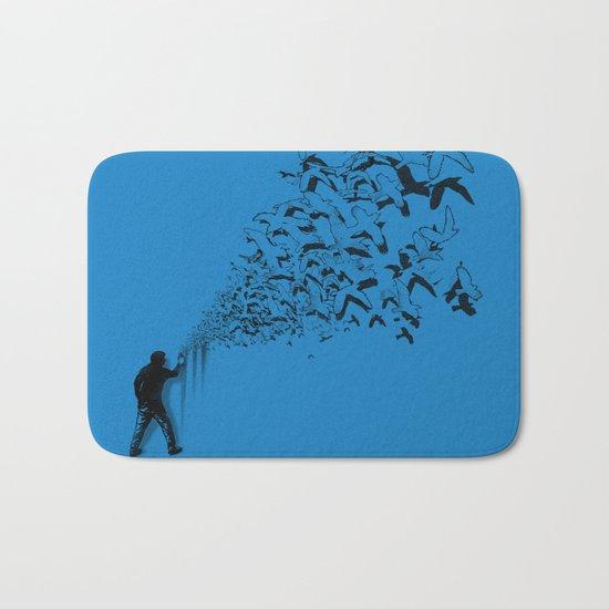 Flying High Bath Mat
