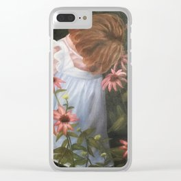 Third Movement Clear iPhone Case