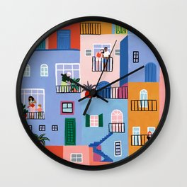 We are all in this together -02 Wall Clock