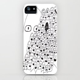 The Lonely Hearts  iPhone Case