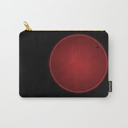 Red Transit Carry-All Pouch