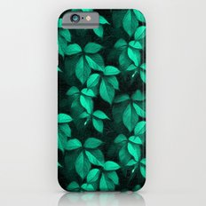 Foliage Pattern iPhone 6s Slim Case