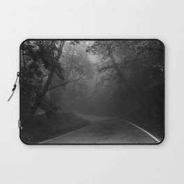 AROUND THE BEND Laptop Sleeve