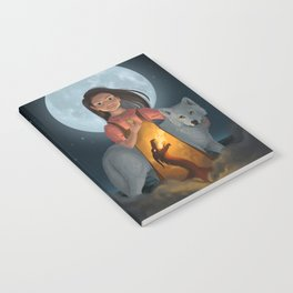 The Lost Princess Notebook