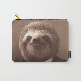 Gentleman Sloth #1 Carry-All Pouch