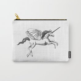 Arty Unicorn Carry-All Pouch