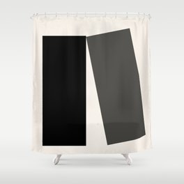 Incline Shower Curtain